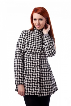 Женское пальто трапеция Mondigo